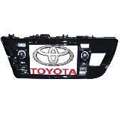 Штатная автомагнитола Toyota Corolla 2014