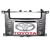 Штатная автомагнитола Toyota Land Cruiser 100