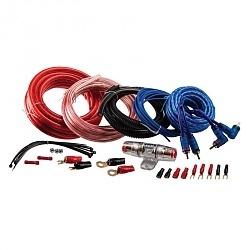 Набор проводов для усилителя / сабвуфера SCL 4GA