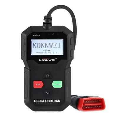 OBD Сканер KONNWEI KW590