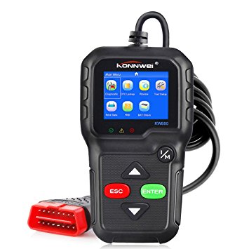 OBD Сканер KONNWEI KW680