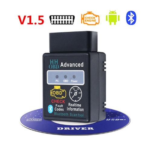 OBD 2 Сканер V1.5 Hybrid/Electro Bluetooth