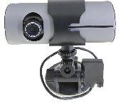 Видеорегистратор 2 камеры GPS R300