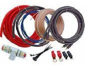 Набор проводов для усилителя / сабвуфера LGK-09
