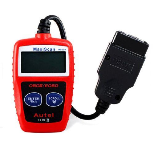 Сканер автомобиля OBD2 MS309