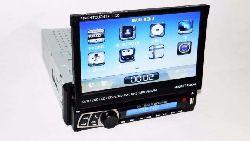 1DIN Магнитола MP712 Выдвижной монитор