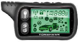 Пульт для автосигнализации Tomahawk TZ-9010