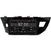 Штатная автомагнитола Toyota Corolla 13-16 Android 7