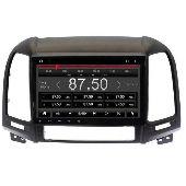 Штатная автомагнитола Hyundai Santa Fe 06-12 Android 7