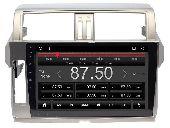Штатная магнитола Toyota Land Cruiser Prado 150 2013+ Android 7