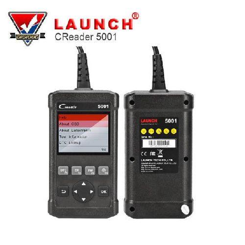 OBD2 сканер Creader 5001