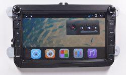 Штатная автомагнитола Skoda Fabia Android 7