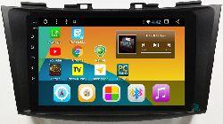 Штатная автомагнитола Suzuki SWIFT 2011-2014 Android 1/16