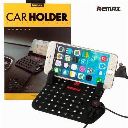 Remax Car Holder с зарядкой