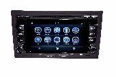 CHTECHI Штатная автомагнитола AUDI A6/S3/RS3 03-12