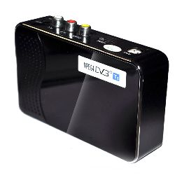 Универсальный DVB-T2 приемник 12/220V