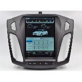 Штатная автомагнитола Ford Focus 2012+ экран 10,4 дюйма Tesla