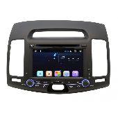 LONG WAY Штатная автомагнитола Hyundai Elantra 08-09 Android