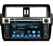 CHTECHI Штатная автомагнитола Toyota Land Cruiser PRADO 150 13-14г  Android