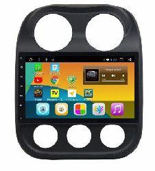 Штатная магнитола Jeep Compass 2013+ Android 1/16