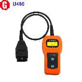 Сканер автомобильный OBD2 U-480