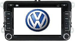 LONG WAY Штатная автомагнитола Volkswagen Sharan 2010-2011