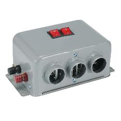 Автономный отопитель (сухой фен) LongWay 12В/400w