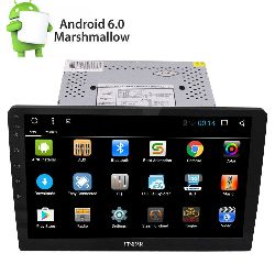 """Универсальная 2DIN Магнитола 10"""" Android Поворотный экра"""