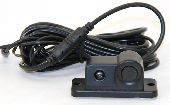 Универсальная камера с парктроником KS-001 (1 датчик)