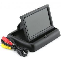 Складной монитор для камер заднего хода