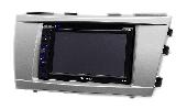 Переходная рамка для Toyota Camry 2006 - 2011 2 Din металлик