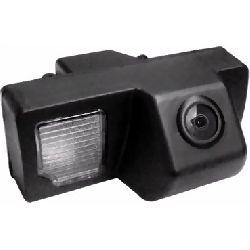 LongWay Штатная камера заднего вида Toyota Prado 120, 150, Land Cruiser 100 (Запаска под днищем)