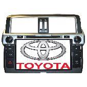 CHTECHI Штатная автомагнитола Toyota Land Cruiser PRADO 150 13-14г