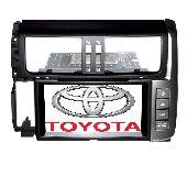 CHTECHI Штатная автомагнитола Toyota Prado 2010-2012