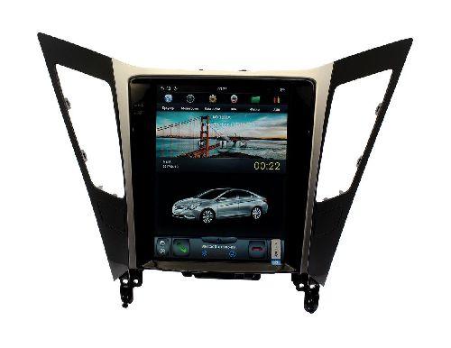 Штатная магнитола Hyundai Sonata 2011 - 2014  Tesla