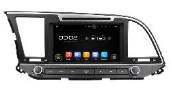 Штатная автомагнитола Hyundai Avante/Elantra 2016+ Android 8