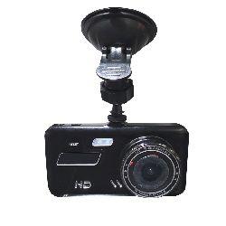 Видеорегистратор X6 Black + вторая камера