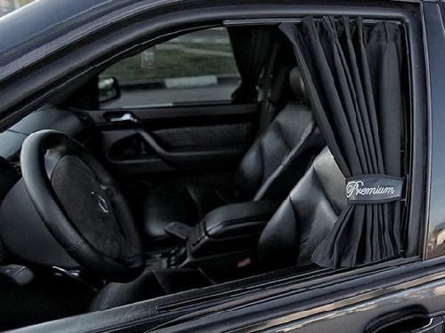 Автомобильные шторки Tademitsu (Плотные)