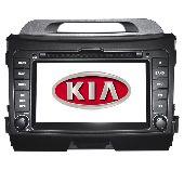 Leader Штатная автомагнитола Kia Sportage 2011-