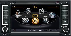 Штатная автомагнитола Volkswagen Touareg (2003-2010)/ Multivan WinCA S100