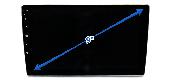 "2DIN магнитола Android 9"" DVD/CD"