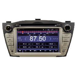Штатная автомагнитола Hyundai IX35 10-14 Android 7