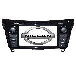 LONG WAY Штатная автомагнитола NISSAN QASHQAI/XTRAIL 2014