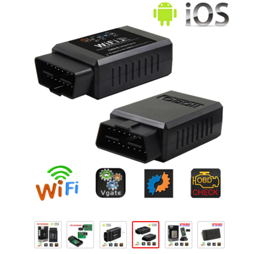 OBD 2 Сканер V1.5 Hybrid/Electro Wi-Fi