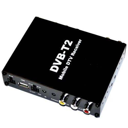 Цифровой автомобильный DVB-T2 ресивер М 9100